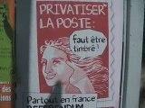 Votation contre la privatisation de la poste 3/10/09