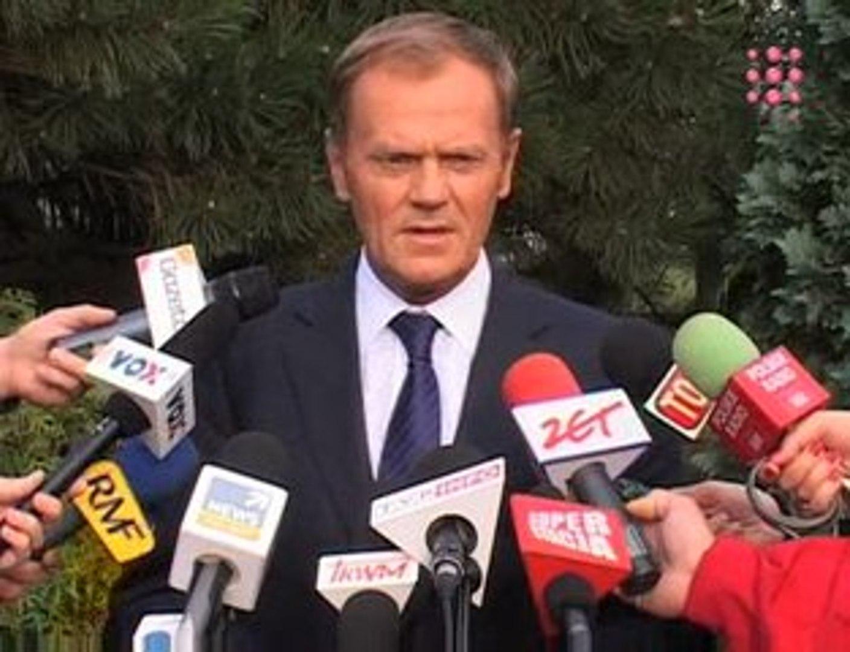 Tusk: Wynik referendum otwiera ostatnią drogę do przyjęcia Traktatu