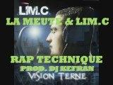 La Meute & Lim.C - Rap Technique (Prod. & Scratch DJ Kefran)