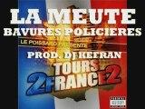 La Meute - Bavures Policières (Prod. & Scratch DJ Kefran)