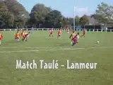 match Taulé - lanmeur