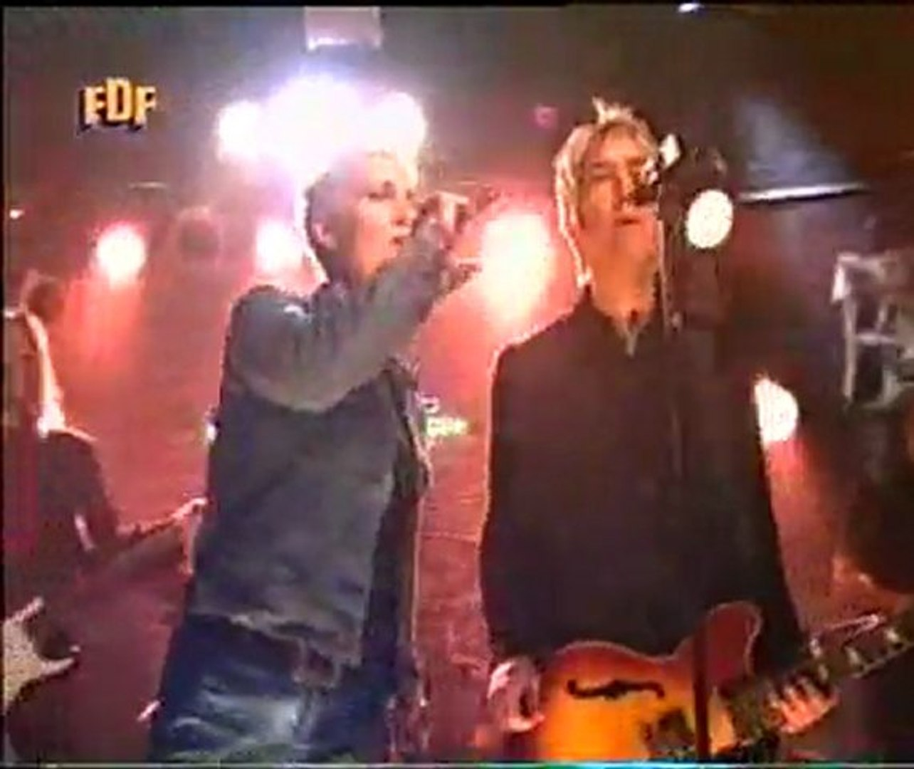 The Centre Of The Heart-Roxette (live on Tv)
