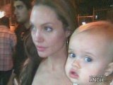 ANGELINA JOLIE * KNOX & VIVIENNE -JOLIE-PITT FAMILY! *