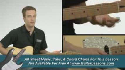 Learning Intervals On Guitar – Guitar Lessons