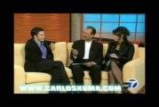 Speed Dating - Carlos Xuma on ABC Television