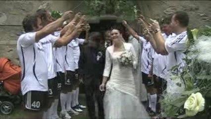 Hochzeit vom Helmut und Andrea