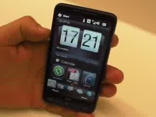 Présentation du HTC HD2