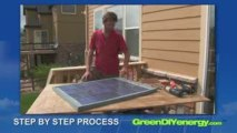 Step By Step Process of Building Solar Panels