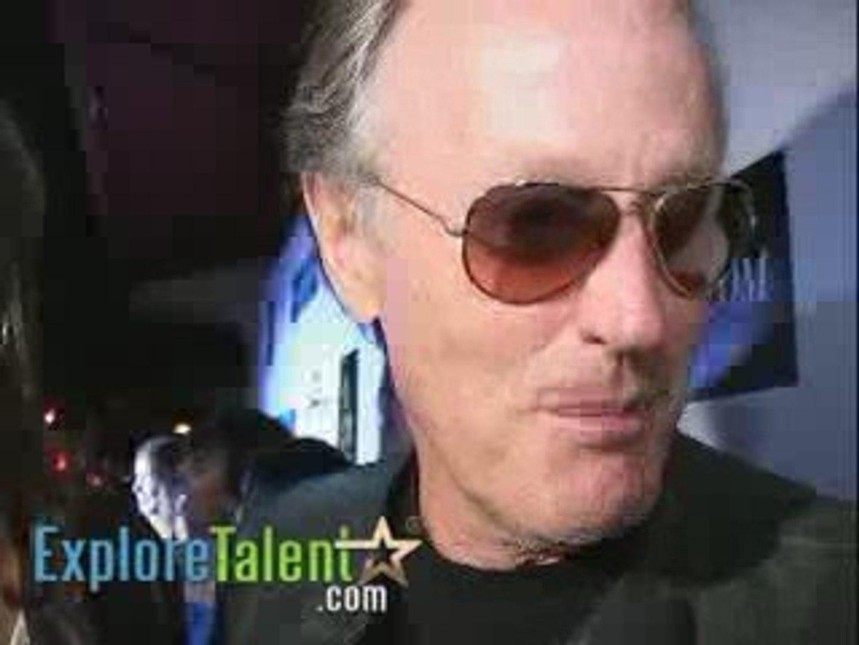 Peter Fonda Easy Rider  Ulees Gold Acting Tips