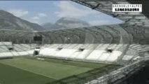 Le Stade des Alpes se dote de nouveaux salons et loges
