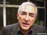 Dominique Strauss-Kahn soutient Gérard Sebaoun