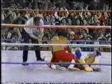 Randy Savage vs. Ricky Steamboat - 28.10.86