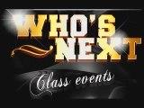 """Soirée Who's Next """"Class Events"""" - Kénédy & Lorenz - 30 oct."""