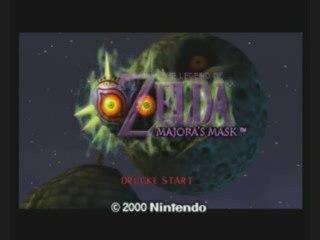 Zelda Majora's Mask , 1 ) Le début d'une Aventure