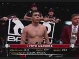 """UFC 104 Video: Lyoto Machida vs. Mauricio """"Shogun"""" Rua"""