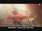 general elektriks raid the radio live cigale paris
