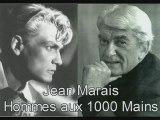 Jean Marais Hommes aux 1000 Mains (Jean Cocteau)