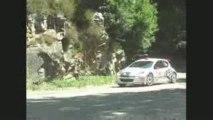 30ème Rallye Montagne Noire ES 5 du 1er au 10éme.