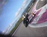 Circuit Paul Ricard en Daytona 675