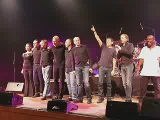i Muvrini en concert à Marignane