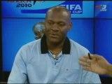 Nigeria vs Mozambique 2010 WCQ Studio Analysts Discuss