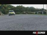 Mathieux/Aubert au Rallye des Bauges 2009 par Maxicorde