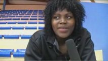 LFB J3 TARBES / TOULOUSE INTERVIEW POST MATCH