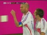 Coupe Du Monde 2006 - France Vs Spain - 3-1 - Zidane