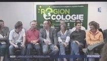 lancement de Région Ecologie en Languedoc Roussillon