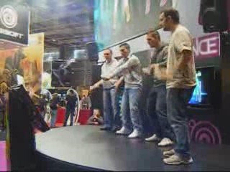 FESTIVAL DU JEUX VIDEO (MINI VIDEO)