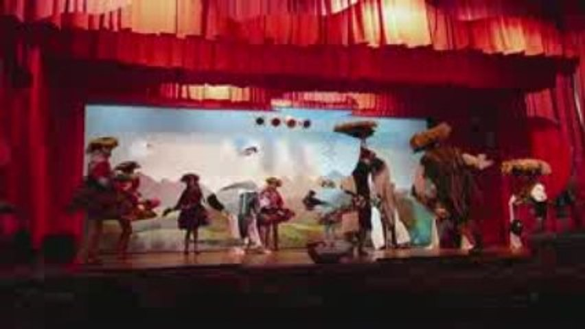 Danses folkoriques