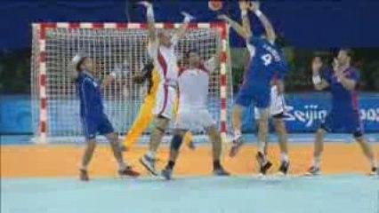 Equipe de France de handball (Sportel 2009)