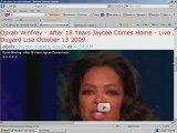 Oprah Winfrey - Jaycee Dugard Comes Home