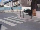 Rue des Bas Rogers à Puteaux-Suresnes