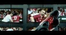 FOOTBALL365 : Fabregas dans la dernière pub Nike