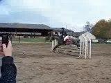 Claire & Iclick - concours du 11 Novembre 2007 à Anadé