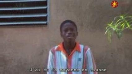 Abdoulaye, un filleul de l'association