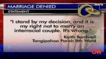 USA: Un juge refuse de marier un couple mixte
