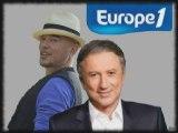 Pascal Obispo sur EUROPE 1