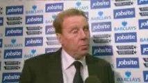 HARRY REDKNAPP - Portsmouth 1-2 Tottenham