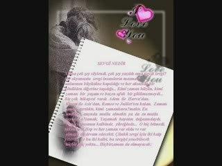 CANTANEM damar şarkı süper cok güzel aşk sevgi hasret