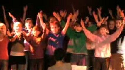 Faust-Gymnasium-Gala report klein
