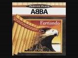 ABBA à la flûte de pan - Fernando
