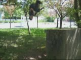 Troisième video Parkour 56 !