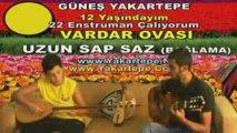 Vardar Ovası UZUNSAP SAZ-BAGLAMA-KLASİK GİTAR YouTube-YÜKSEK