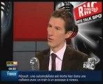 L'élection de Jean Sarkozy vue par Benoît Hamon