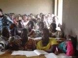 une classe au BURKINA FASO : soutien scolaire à OUAGADOUGOU