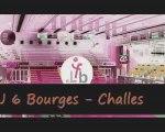 LFB 2009 2010 J6 Bourges Basket VS Challes les Eaux