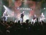 cOncert Black bOmb a + Sarakazeinn + missing pride