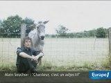 """Alain Souchon : """"Chanteur, c'est un adjectif"""""""